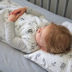 100% Cotton Farmyard Summer Baby Sleeping Bag