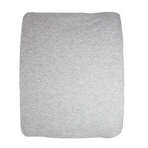 little acorn | Grey Melange Changing Mat Cover