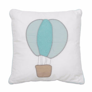 Hot Air Balloon Scatter Cushion