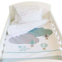 Off to Dreamland Cot Set