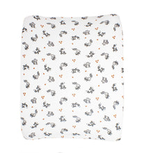 little acorn | Woodland Animals Changing Mat Cover