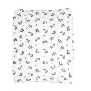 little acorn | Woodlands Changing Mat Cover
