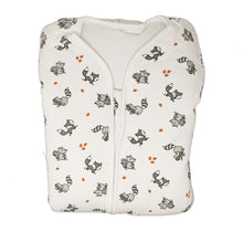 Cotton Woodlands Winter Baby Sleeping Bag