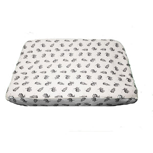 little acorn | Zebra Changing Mat Cover