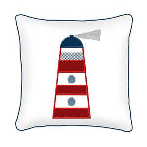 Lighthouse Scatter Cushion design