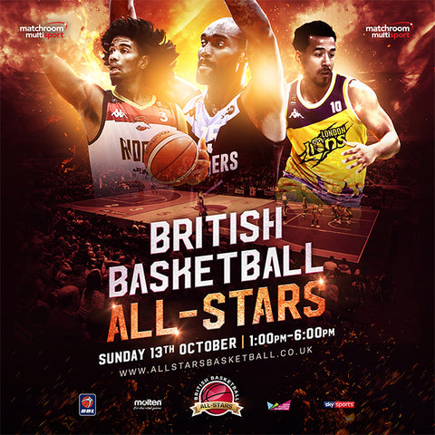 British Basketball All-Stars Championship 2019 Tickets and Travel