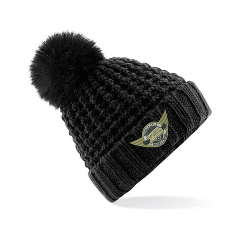 Eagles 25 Emblem Bobble Beanie