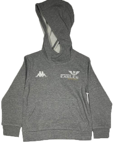 Grey Leisure Hoody