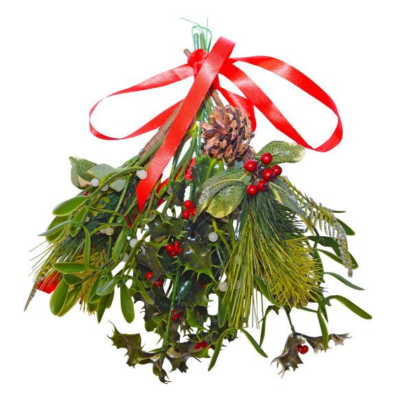 Artificial Festive Bouquet