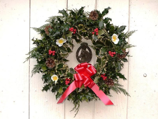 KissMe Mistletoe Christmas Wreaths