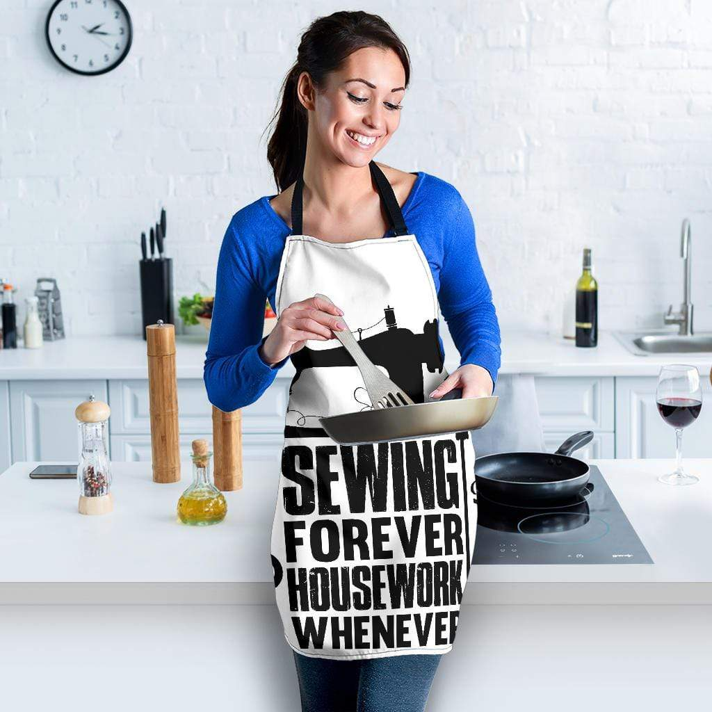 Apron - Sewing Forever