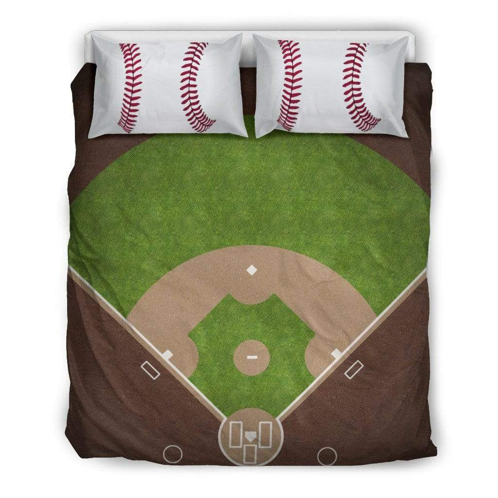 Baseball Lover - Bedding Set
