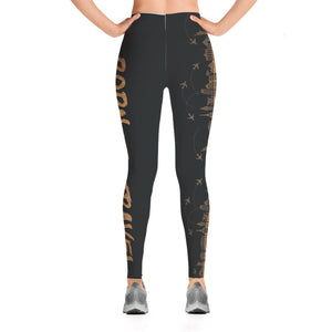 Fashion Leggings - Fashion Leggings - Born To Travel
