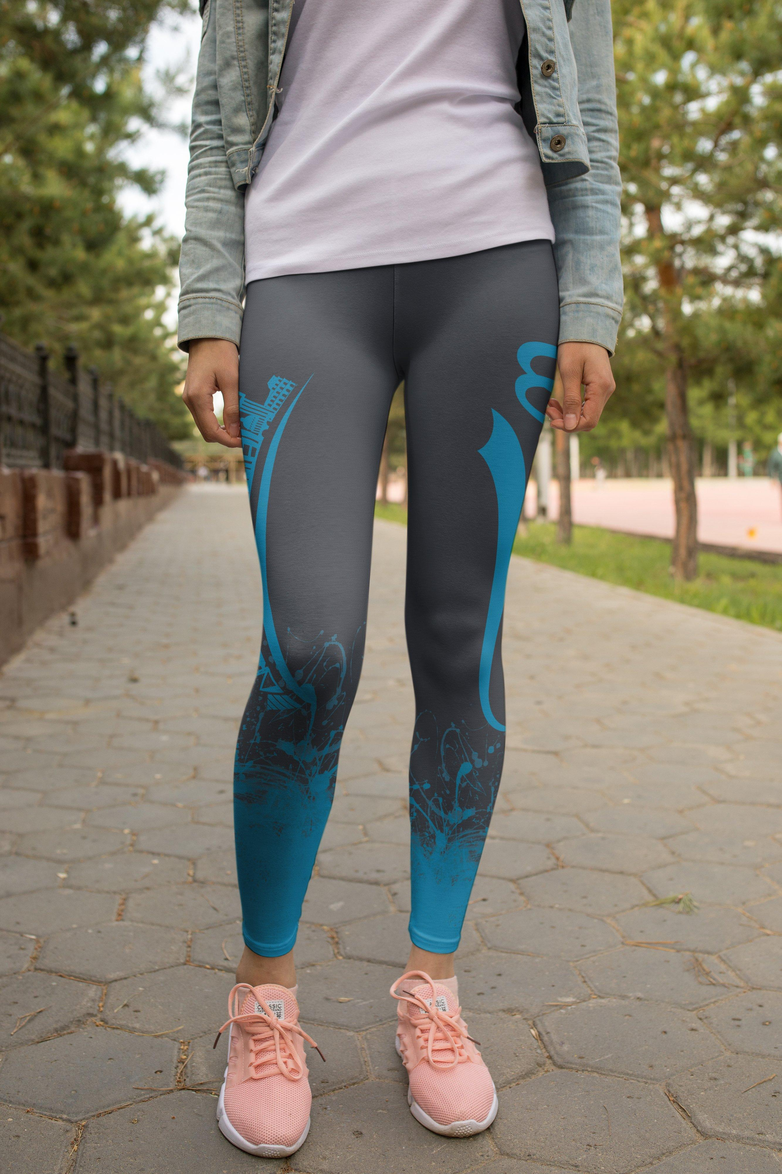 Fashion Leggings - Fashion Leggings - Wanderlust