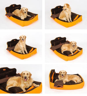 Platform Pet Bed - Three Piece Set - My Shopping Bay