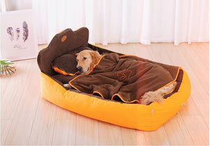 Platform Pet Bed - Three Piece Set