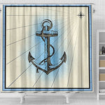 Shower Curtain ~ Anchor