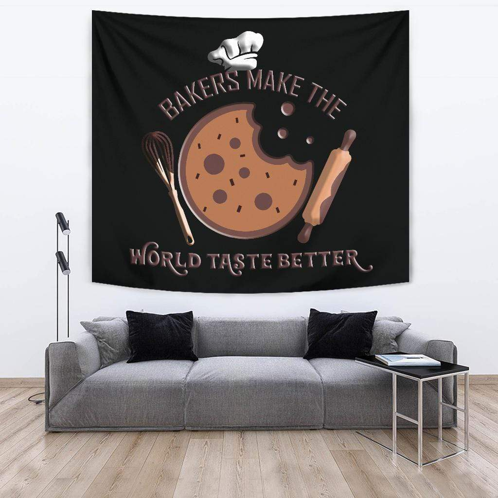 Tapestry - Bakers Make the World Taste better