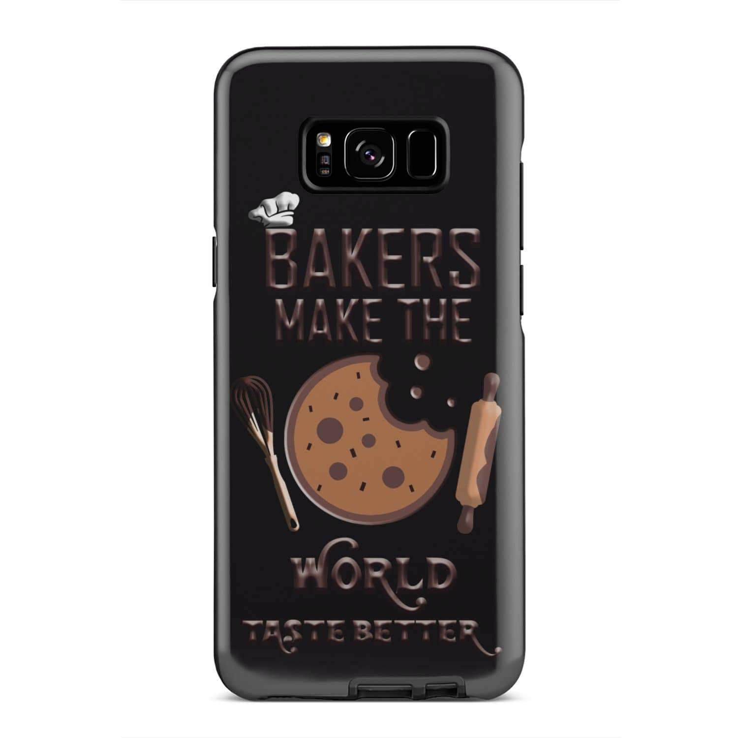 Tough Phone Case - Bakers Make the World Smell Better