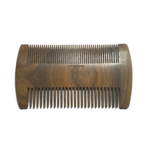 Load image into Gallery viewer, Elements Beard and Moustache Sandalwood Comb
