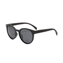 Load image into Gallery viewer, Parker Black | Polarised Wooden Sunglasses by RUNESILK