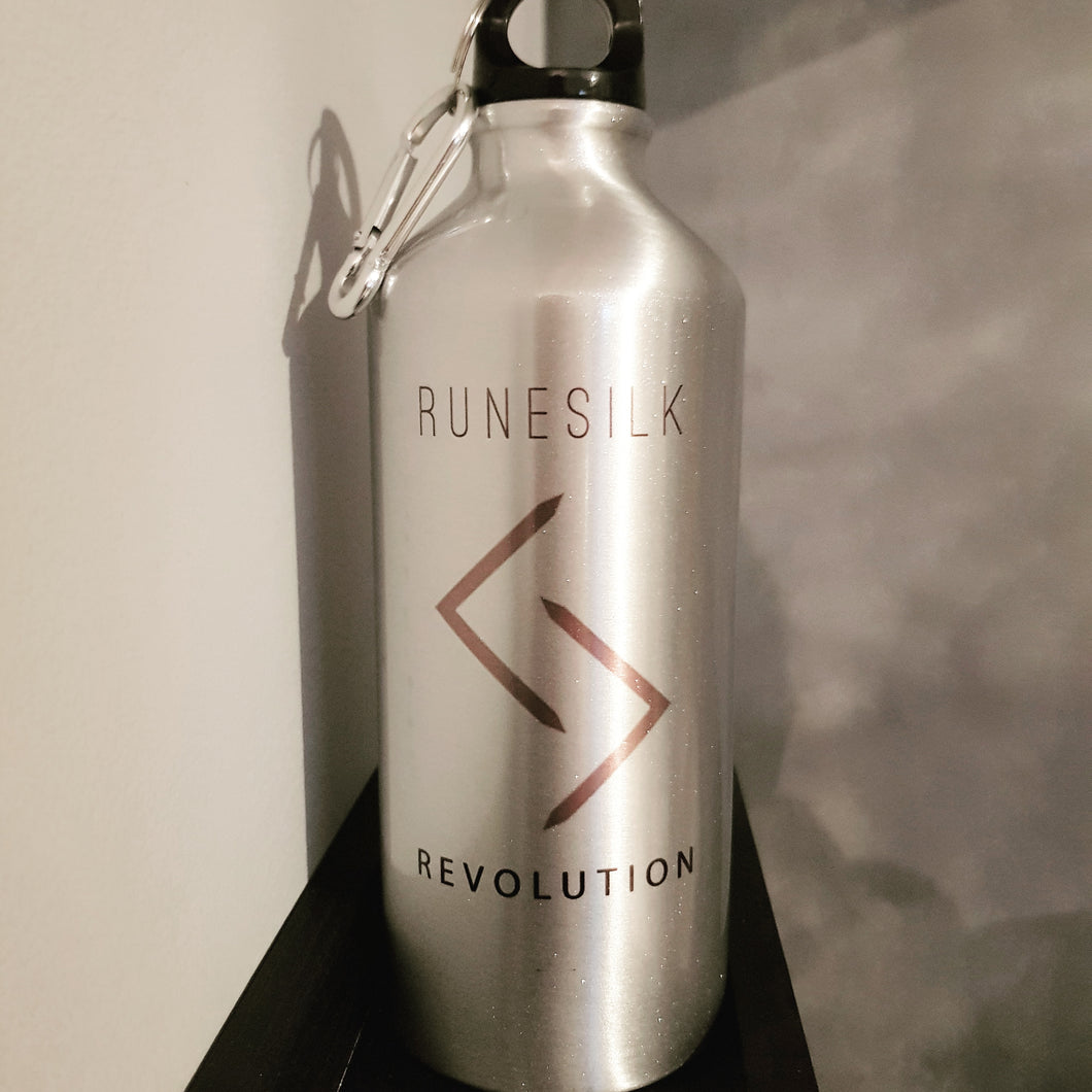 Revolution Aluminium Water Bottle 600ml