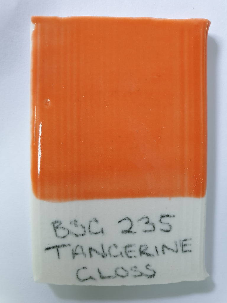 BSG235 Tangerine (Stoneware Brush On Glaze)