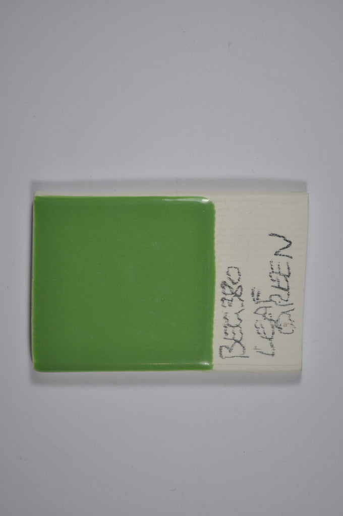 BEG380 Leaf Green (Brush on Glaze)