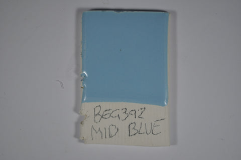 BEG392 Mid Blue (Brush on Glaze)