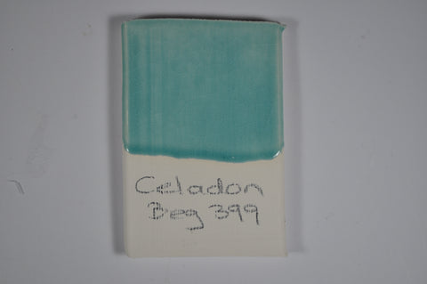 BEG399 Celadon (Brush on Glaze)