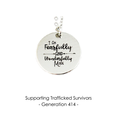 Fearfully Wonderfully Made Necklace