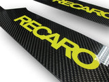 Ford Focus MK2 RS RS500 Carbon Fibre Seat Trims - RECARO