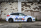 Milltek Resonated Ford Focus 2.3 MK3 RS