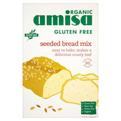 Amisa seeded bread mix