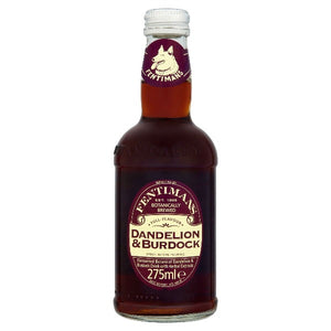 Fentimans Botanically Brewed Full-Flavour Dandelion & Burdock 275ml