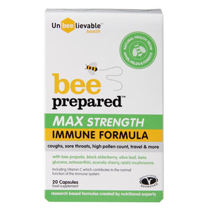 UnBEElievable Health Max Strength Immune Support 20 Capsule
