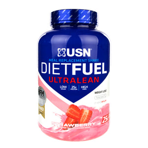 USN Diet Fuel Ultralean 2Kg Strawberry