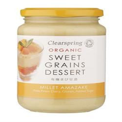 Clearspring Sweet Grains Dessert - millet 370 g
