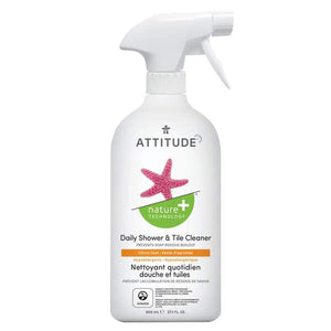 Attitude Daily Shower & Tile Cleaner 800ml