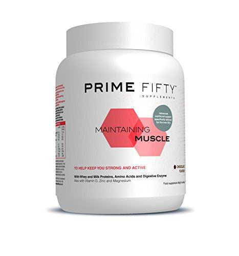 Prime Fifty Maintaining Muscle