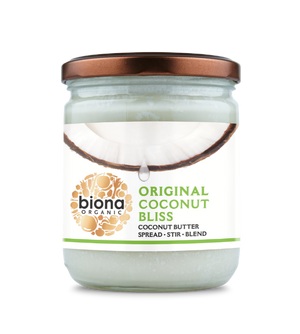 Biona Organic Coconut Bliss Butter 400g
