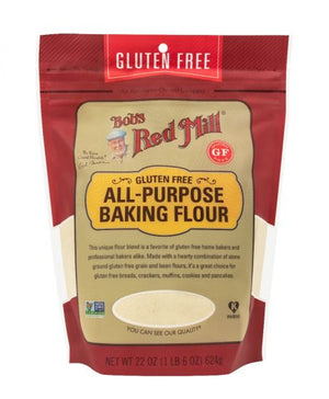 Bob's Red Mill Gluten Free All Purpose Baking Flour 600g