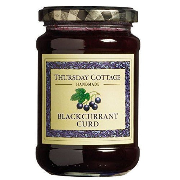 Thursday Cottage Blackcurrant Curd 310 g