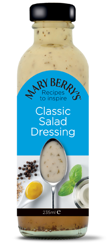 Mary Berry's Classic Salad Dressing 235ml