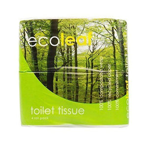 Suma Ecoleaf Toilet Tissue 9 Pack