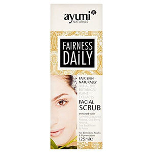 Fairness Daily Face Scrub 125ml