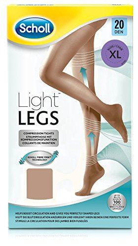 Scholl Light Legs Tights Nude Exlge