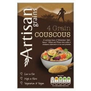 Artisan Grains 4 Grain Couscous 200 g