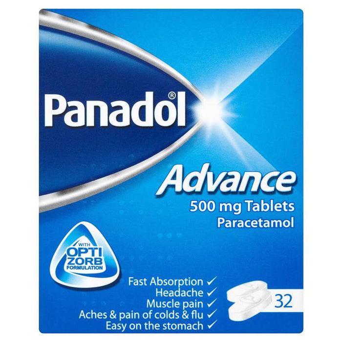 Panadol Advance 32 tablets