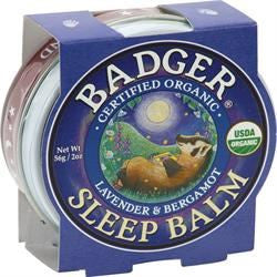 Badger Sleep Balm 56 g